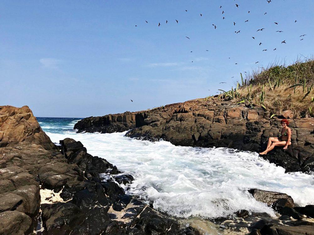 Isla Iguana - Playa El Sendero