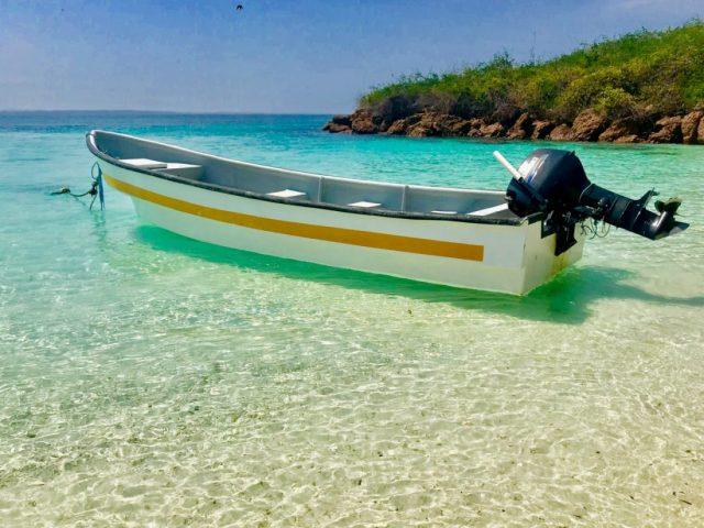Isla Iguana – o Caribe no Pacífico panamenho