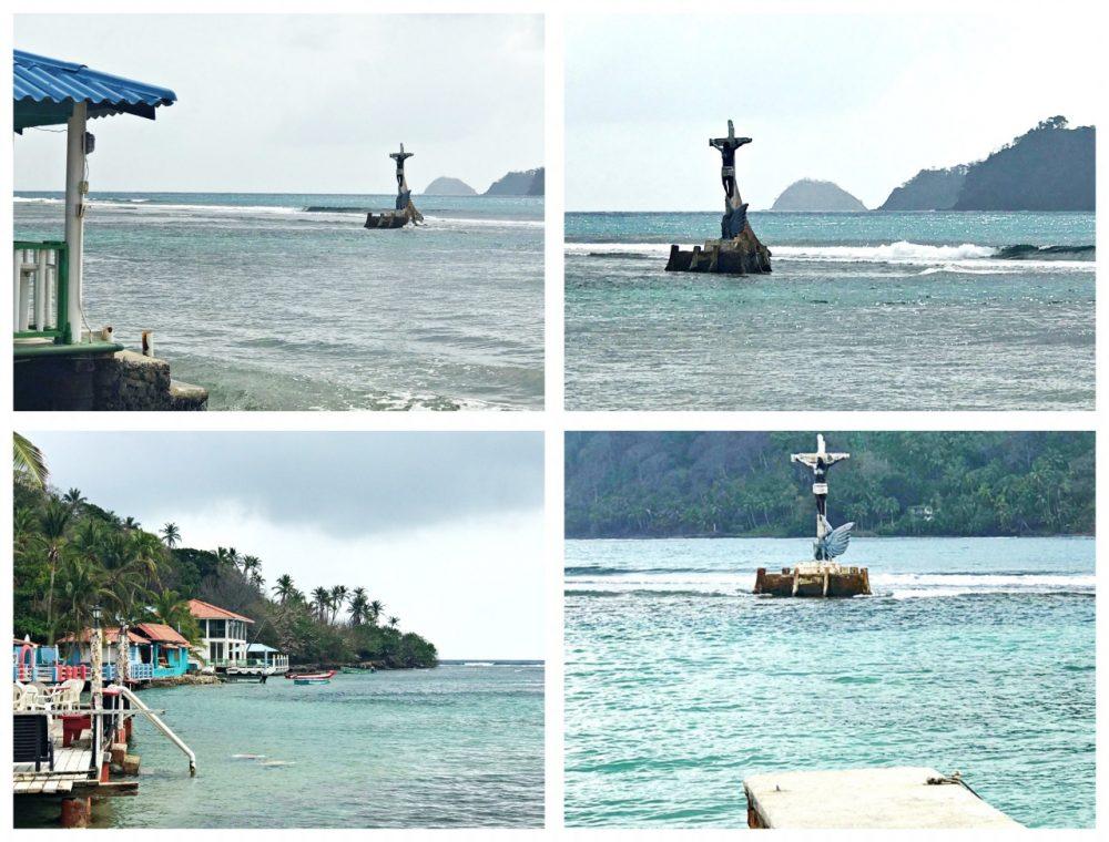 Isla Grande - Cristo Negro