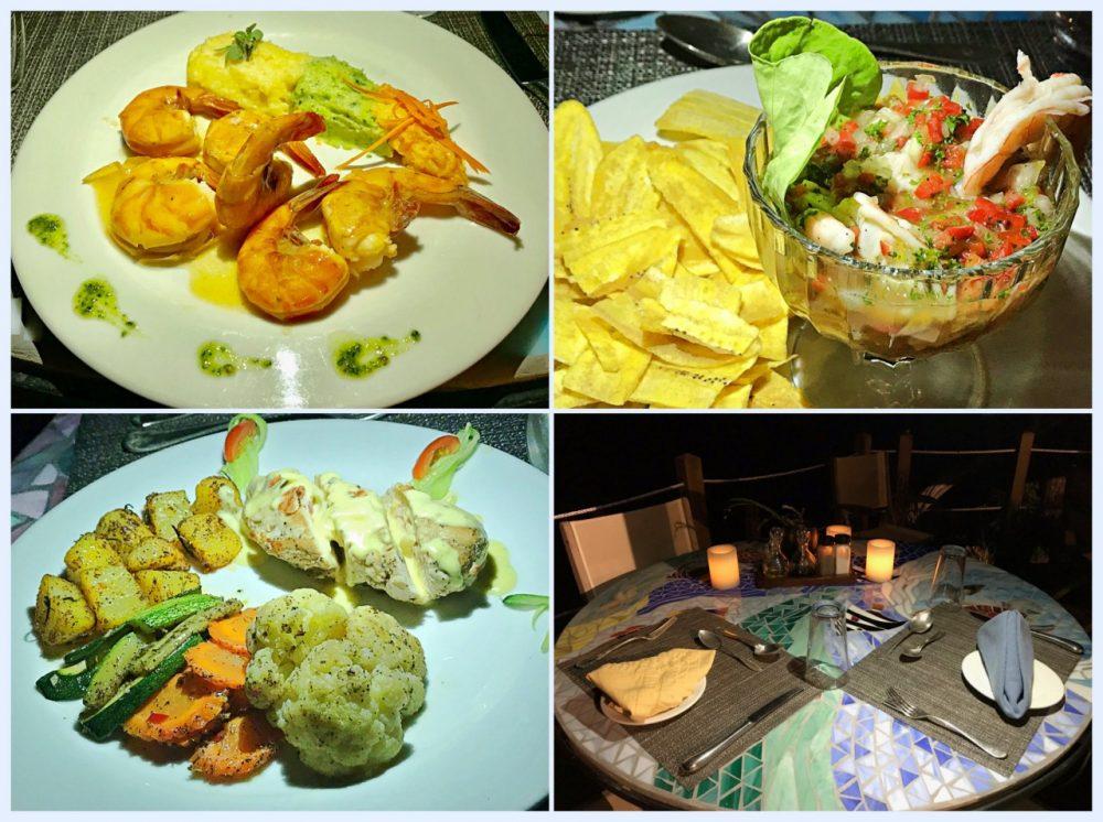 Cala Mia Island Resort - almoço