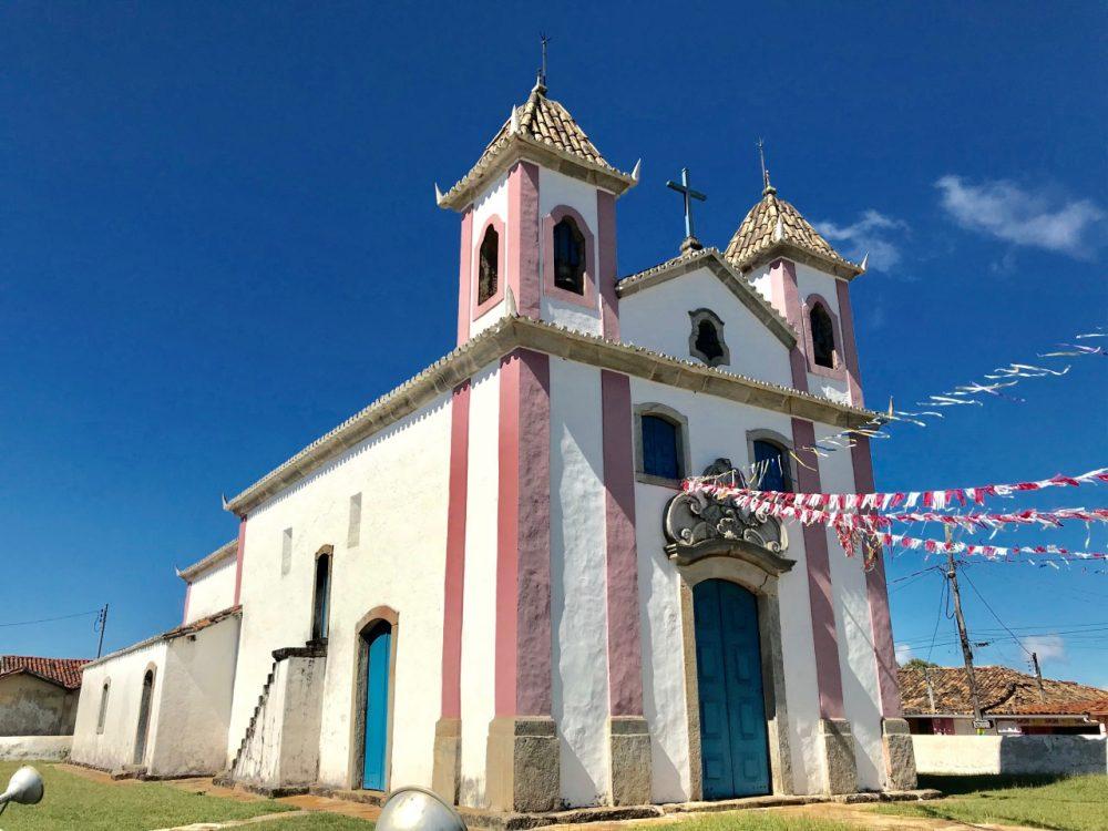 Lavras Novas - Igreja Nossa Senhora dos Prazeres