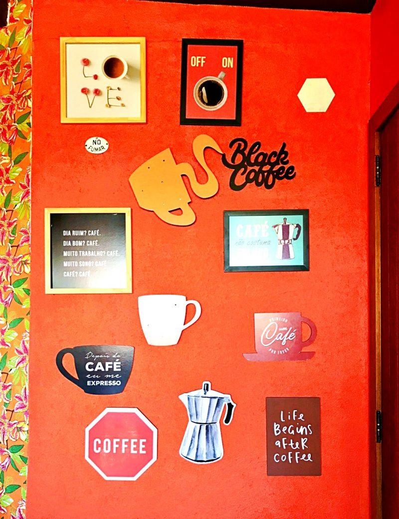 Pousada Loft da Serra - cafe