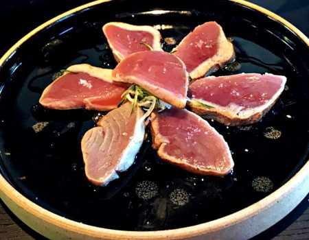 O novo Sushi San Experience comida japonesa