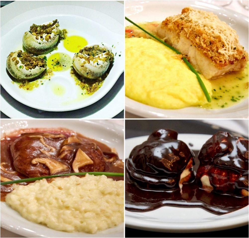 Restaurante Piantella - jantar