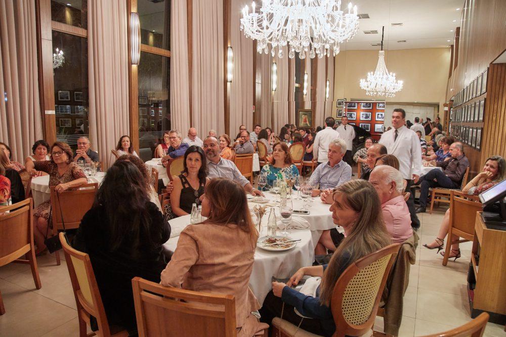 Restaurante Piantella - salão principal