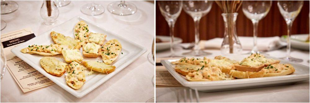 Restaurante Piantella - coquetel volante
