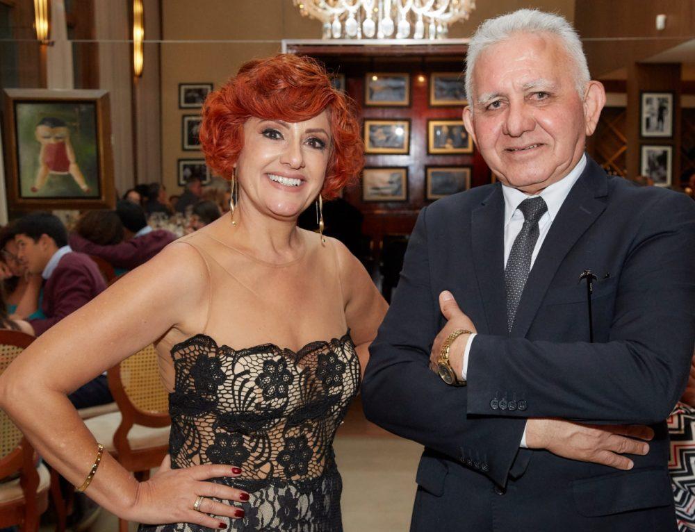 Restaurante Piantella - Sr. Chico com Sylvia Yano