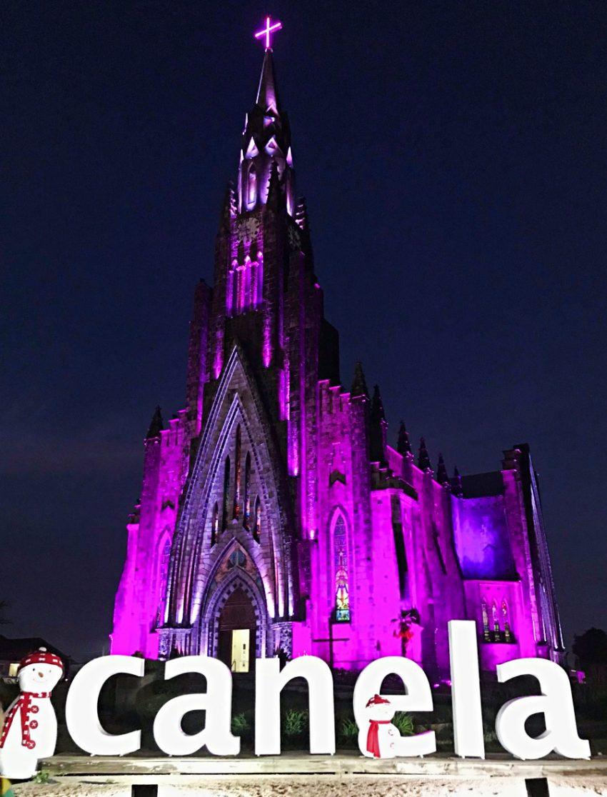 Catedral Nossa Senhora de Lourdes - Canela