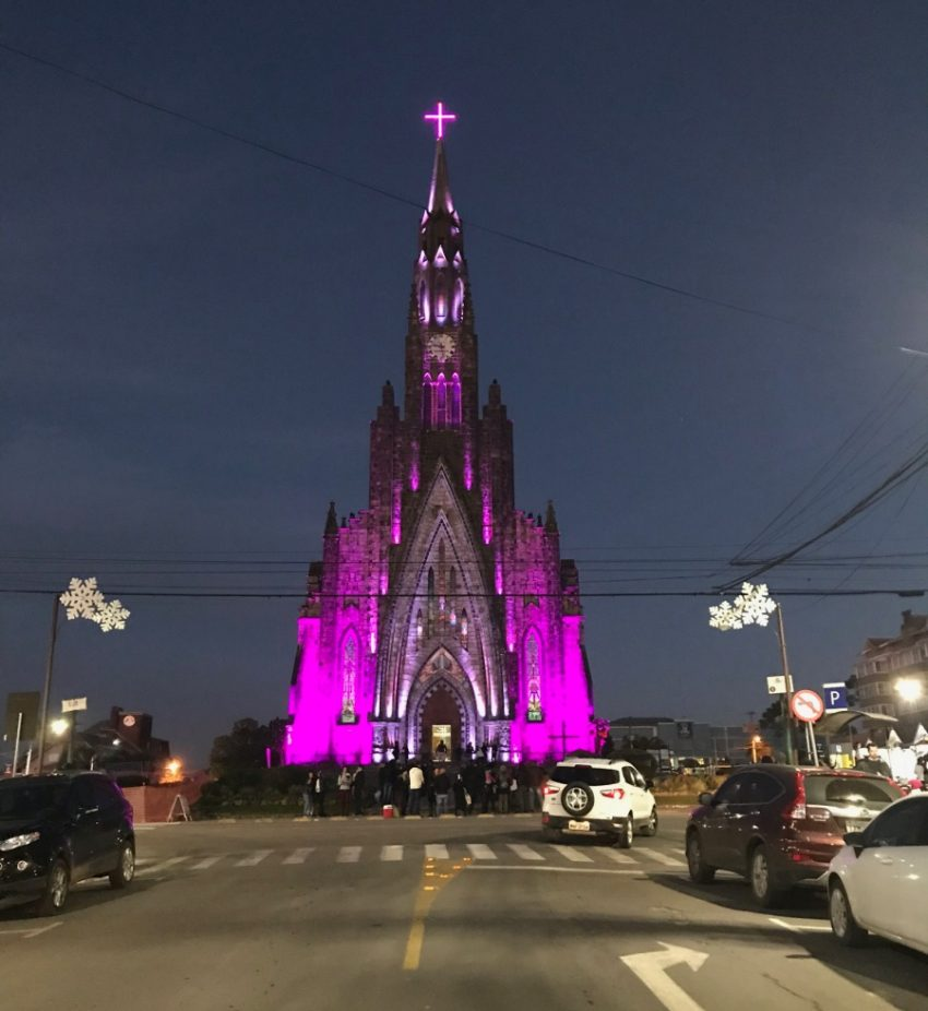 Canela - Igreja Nossa Senhora de Lourdes
