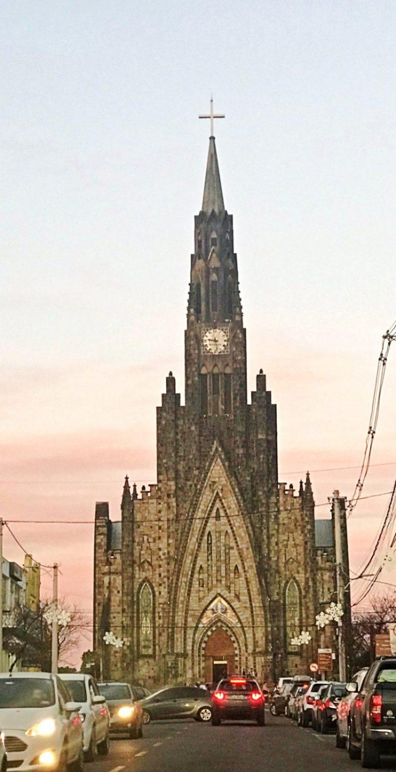 Catedral Nossa Senhora de Lourdes - em Canela