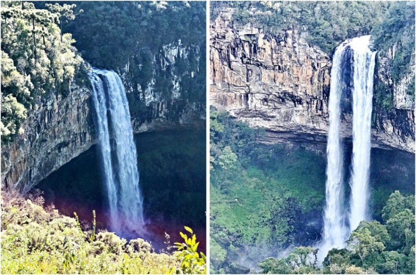 Cascata do Caracol - Parque da Serra