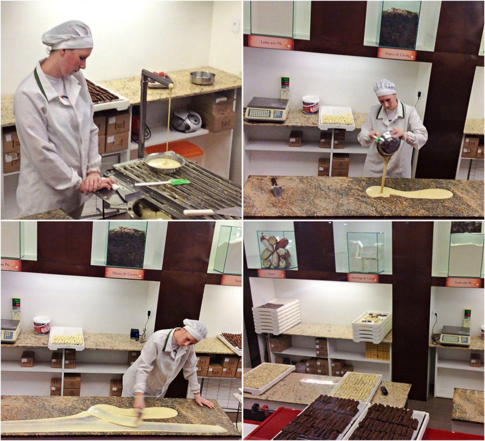 Gramado - Fábricas de Chocolate