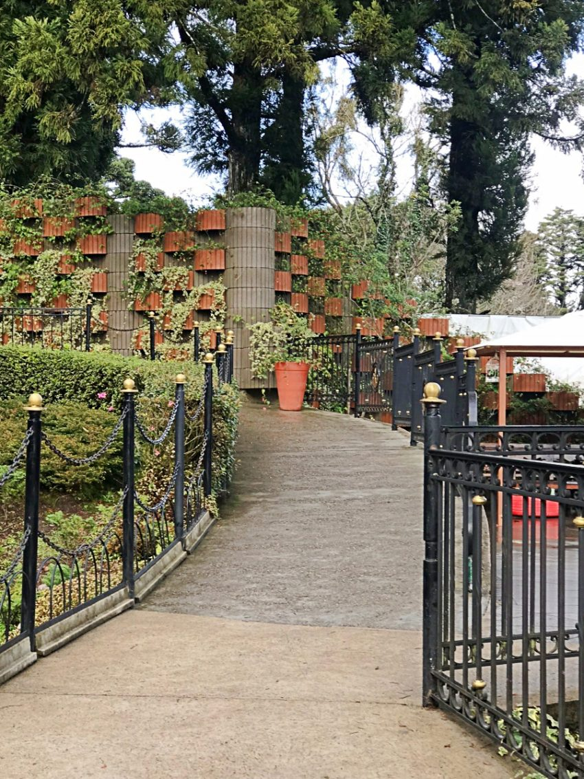 Mini Mundo - jardins