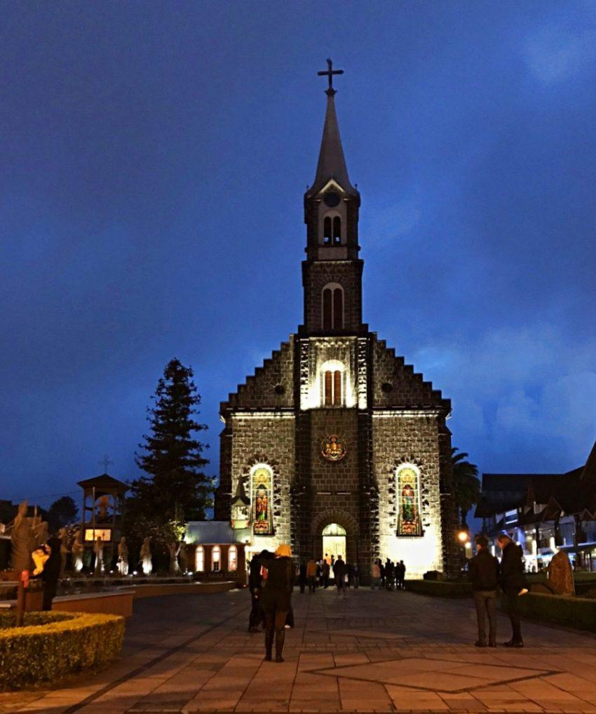 Paróquia São Pedro - Gramado