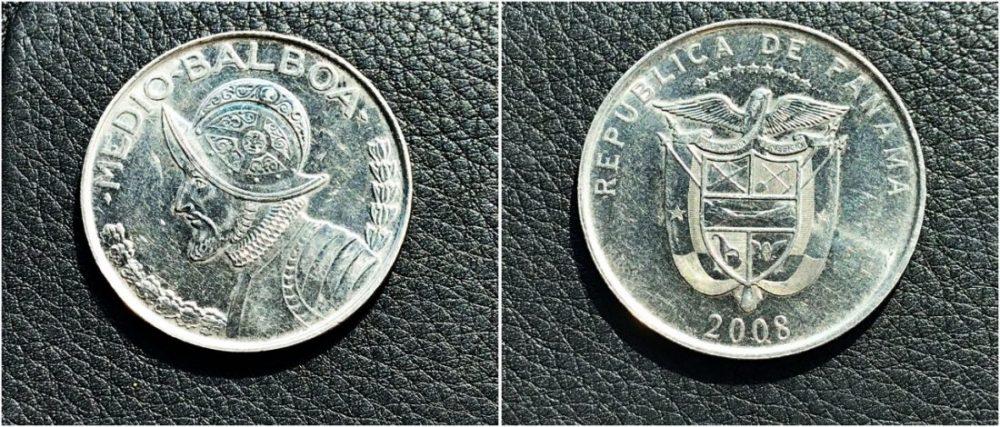 Balboa - moeda panamenha