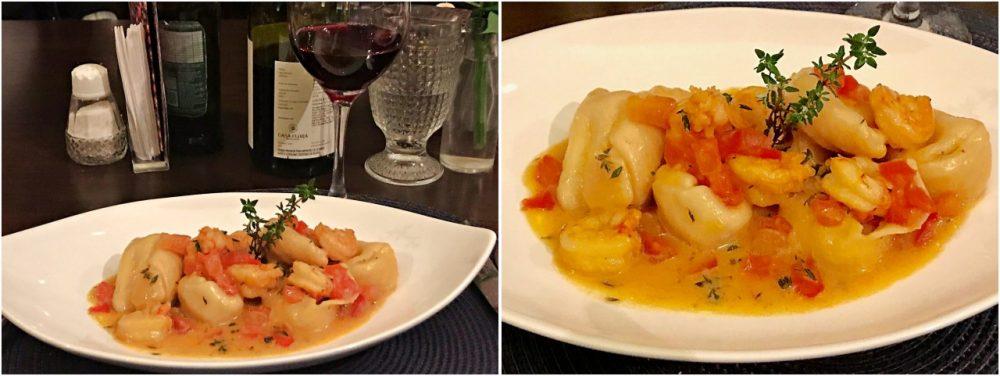 Restaurante Magnólia Canela - camarão