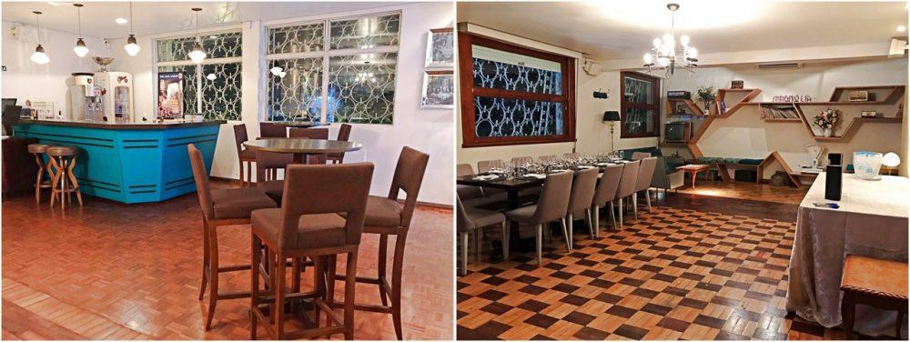Restaurante Magnólia Canela - espaços para reuniões