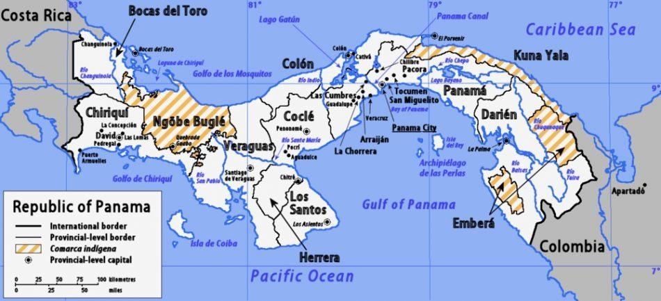 Lugares para conhecer no Panamá-roteiro 1