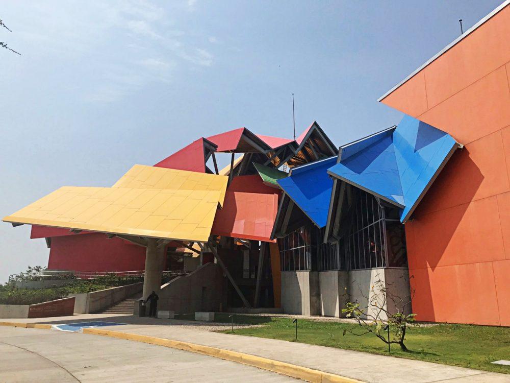 Biomuseu - Panamá