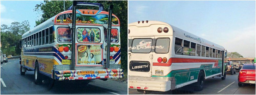 Panamá - ônibus