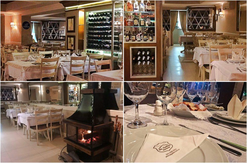 Restaurante St Gallen - Gramado