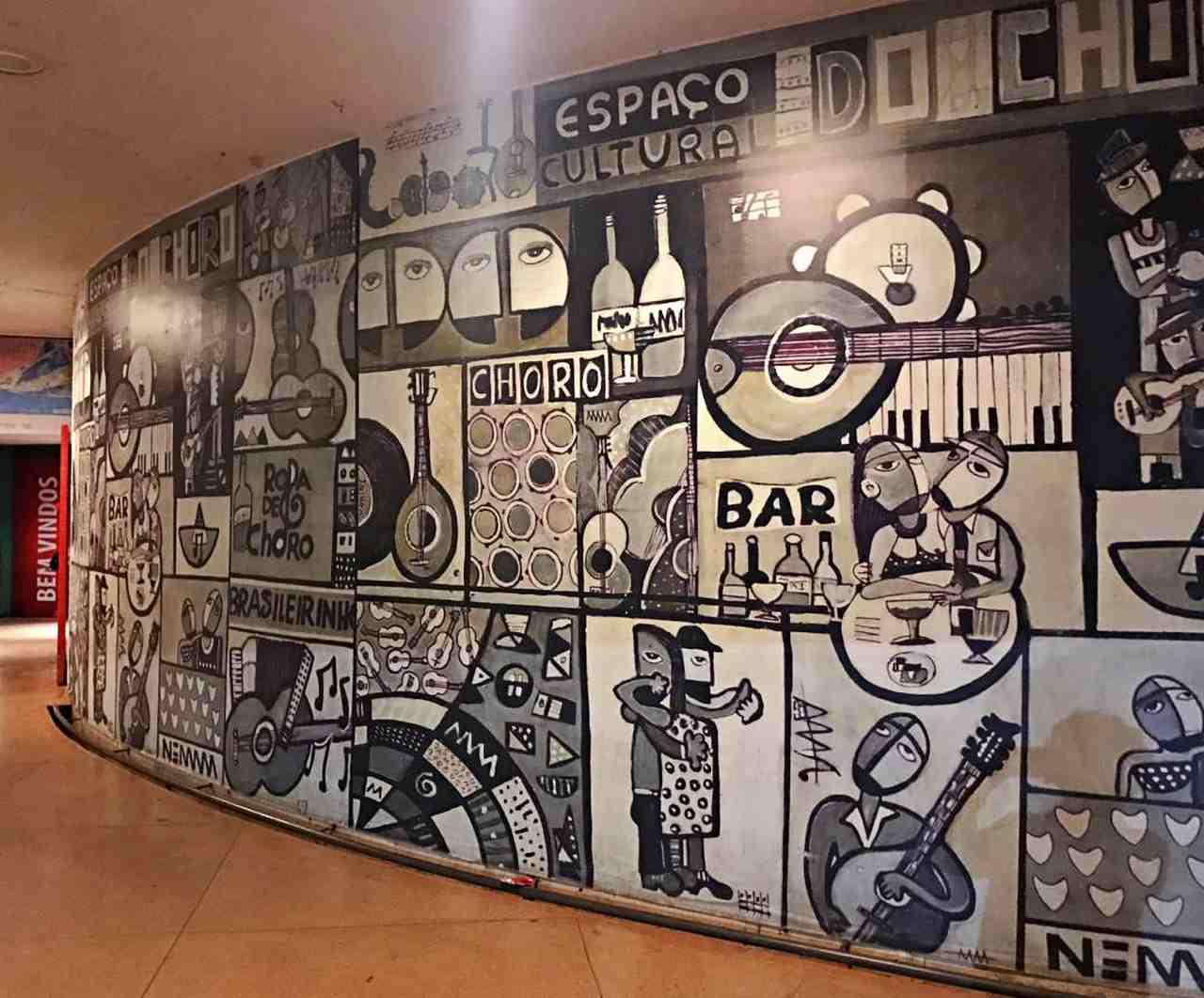 5 atrações fora do eixo para sua viagem a Brasília - Clube do Choro
