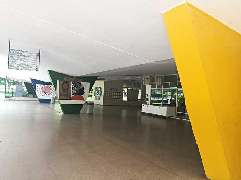 Atrações da Quadra Modelo - 308 Brasília Escola Parque