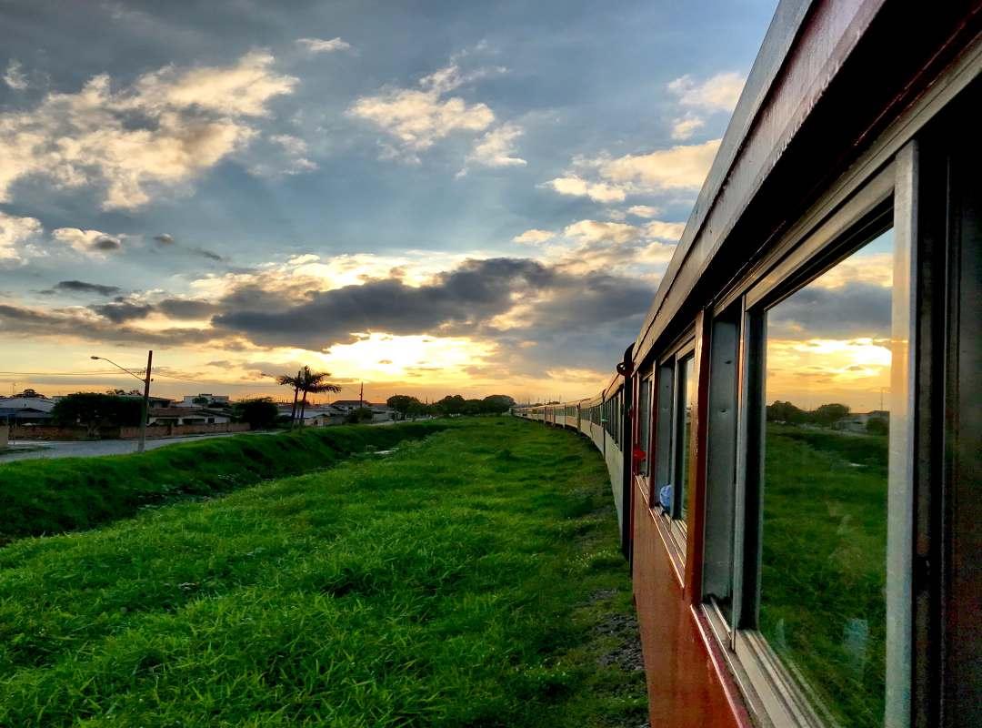 Encontro Blogueiros RBBV 2018 - viagem trem Morretes a Curitiba