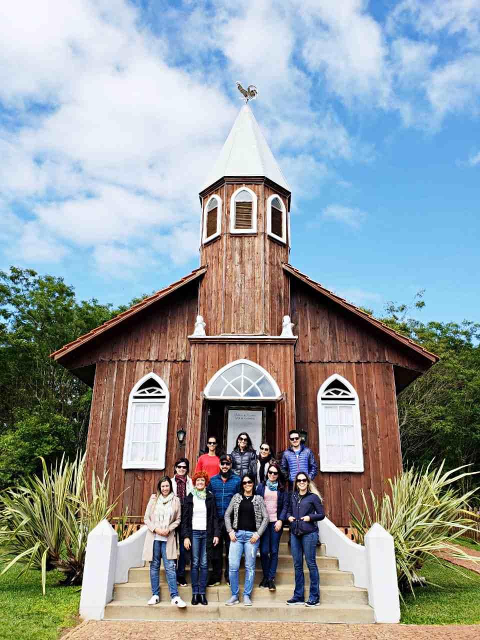 Parque Histórico de Carambeí - blogueiros de viagem