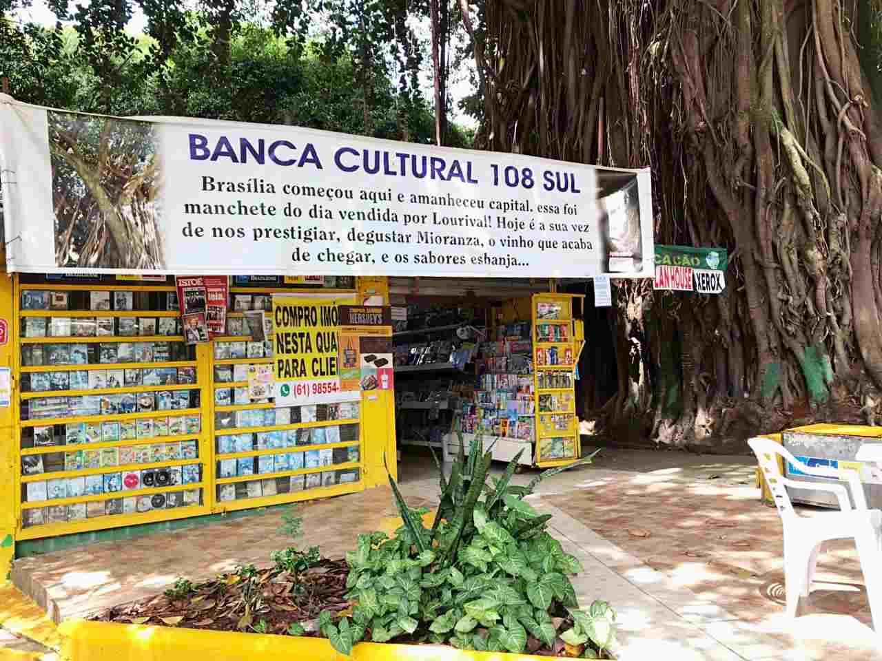 Primiera Banca de Revista de Brasília - 108 Sul