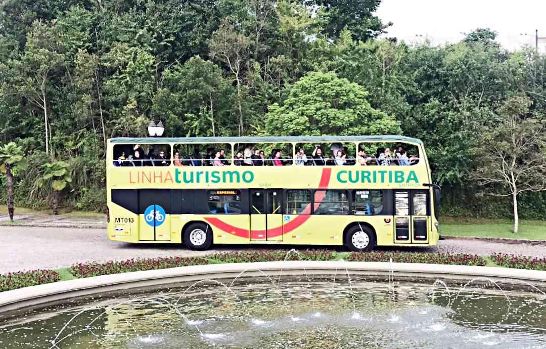 Curitiba - ônibus Turismo