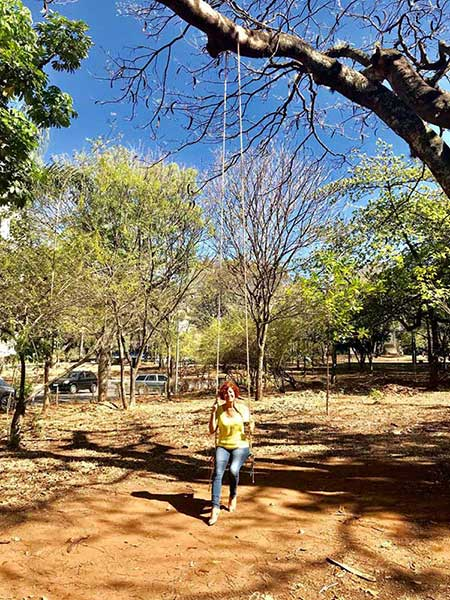Balanço da 108 Sul - Brasília