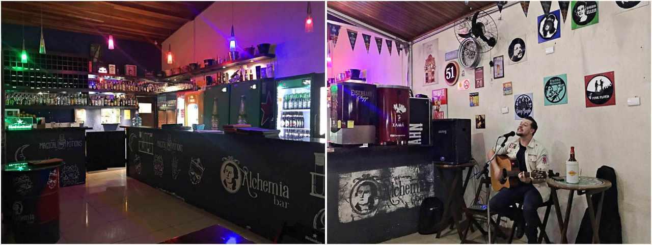 O que fazer a noite em Curitiba - Alchemia Bar