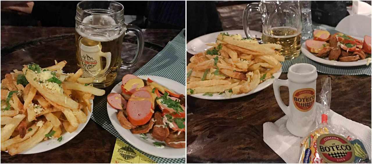 O que fazer a noite em Curitiba - Bar do Alemão
