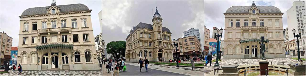 Curitiba - Paço da Liberdade