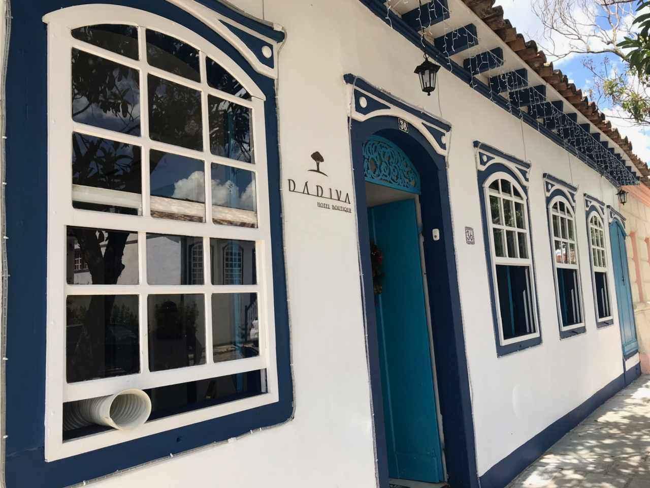 Dádiva Hotel Boutique - Pirenópolis