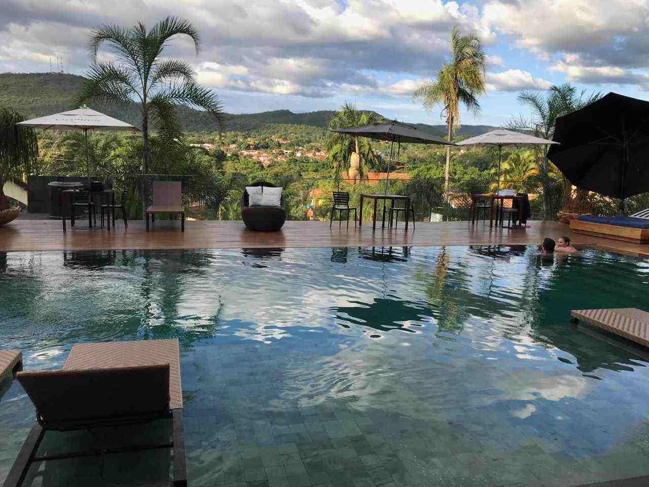 Dádiva Hotel Boutique - piscina