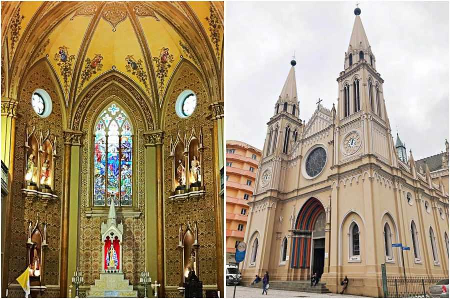 Igreja Matriz de Curitiba