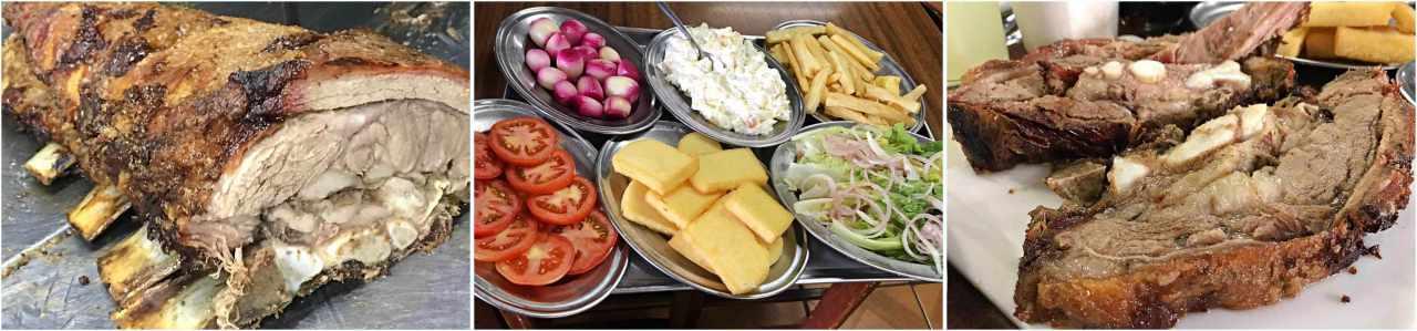 15 lugares onde comer bem em Curitiba - Costelão do Gaúcho