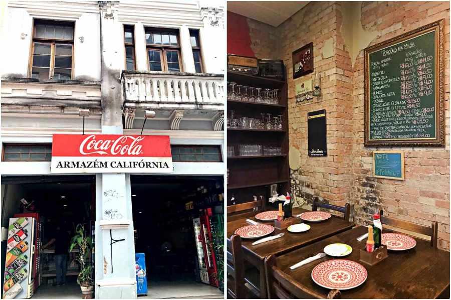 15 lugares onde comer bem em Curitiba - Aramazém Califórnia