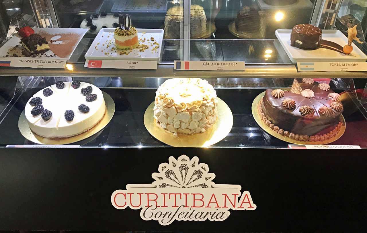 Confeitaria Curitibana, no Terrazza 40, em Curitiba
