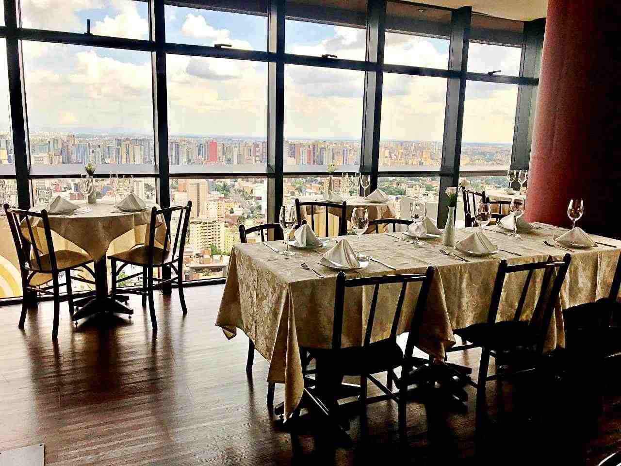 Terrazza 40 Onde Comi Melhor Em Curitiba Sentidos Do Viajar