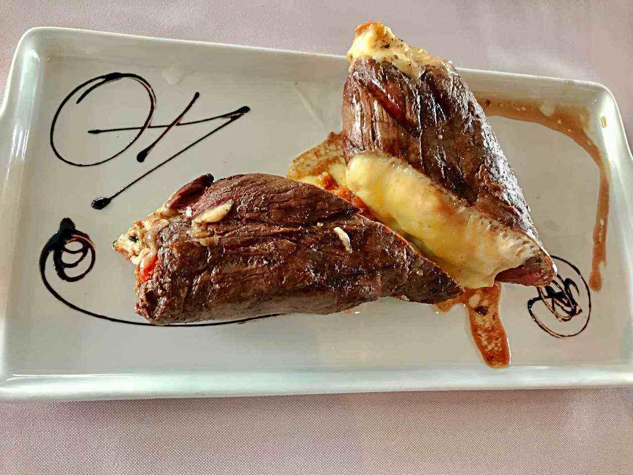 Restaurante Terrazza 40, Curitiba - prato Pamplona