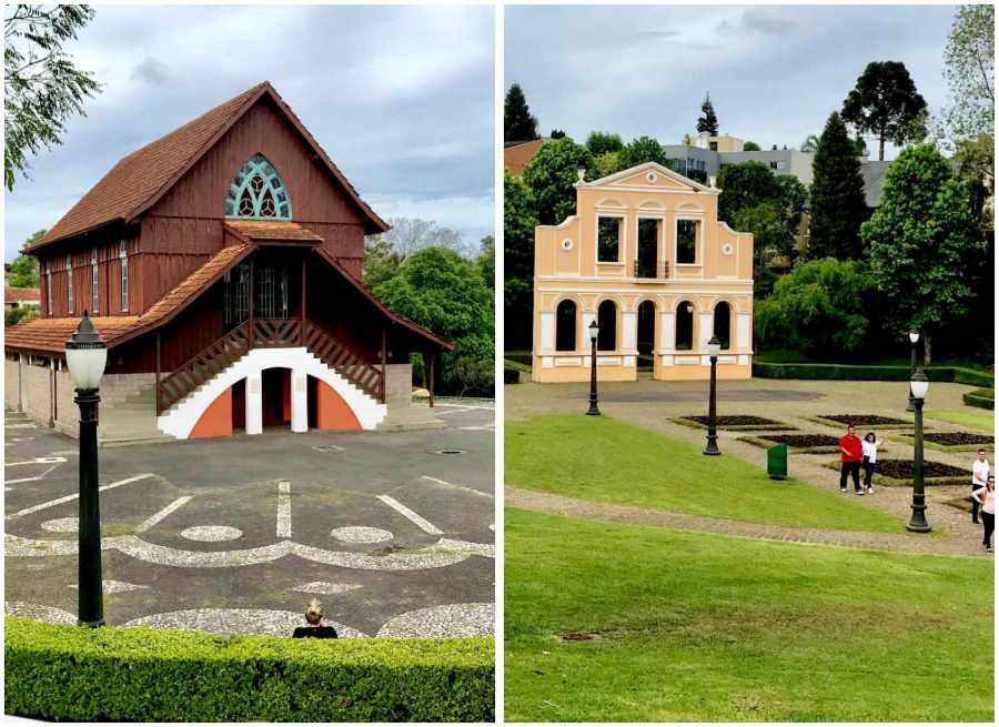 Como conhecer Curitiba em 42 atrações - Bosque do Alemão