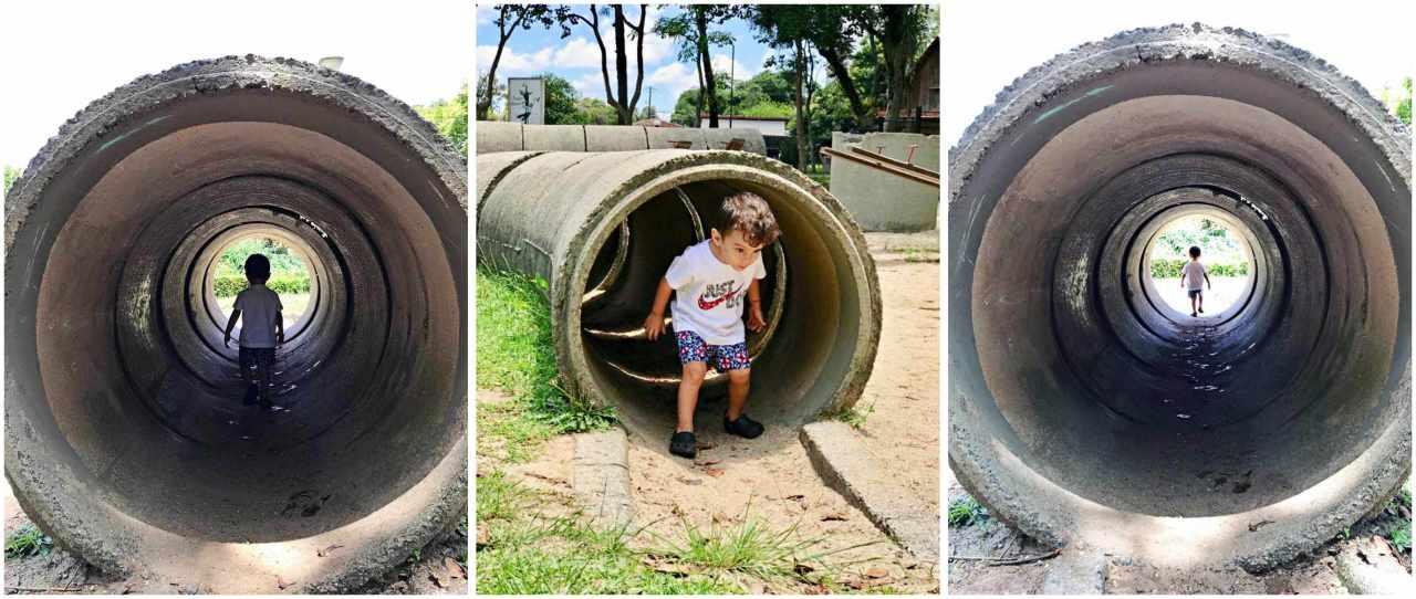 Como conhecer Curitiba em 42 atrações - Bosque do Papa, brinquedos