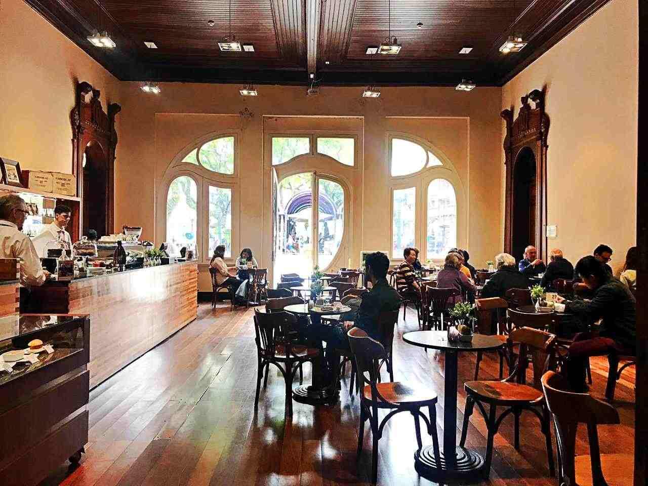 Como conhecer Curitiba em 42 atrações - Café do Paço