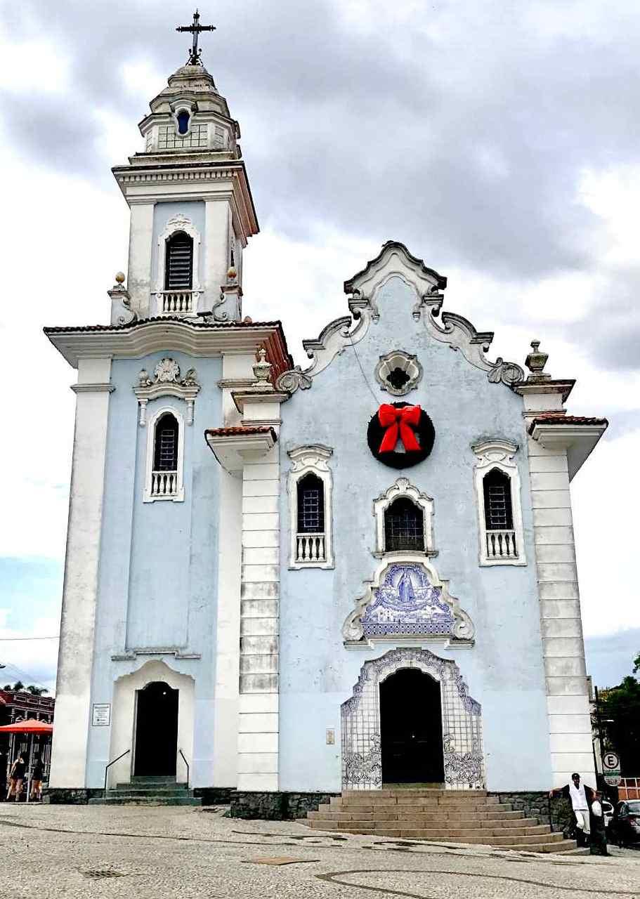 Como conhecer Curitiba em 42 atrações - Igreja do Rosário