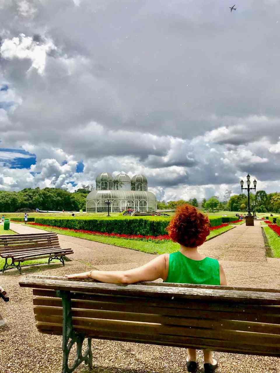 Como conhecer Curitiba em 42 atrações - Jardim Botânico