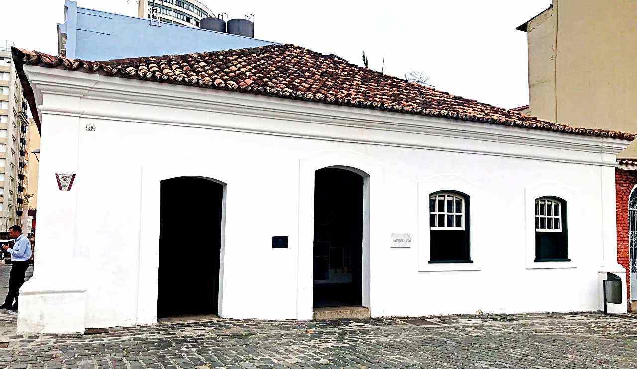 Como conhecer Curitiba em 42 atrações - Casa Romário Martins