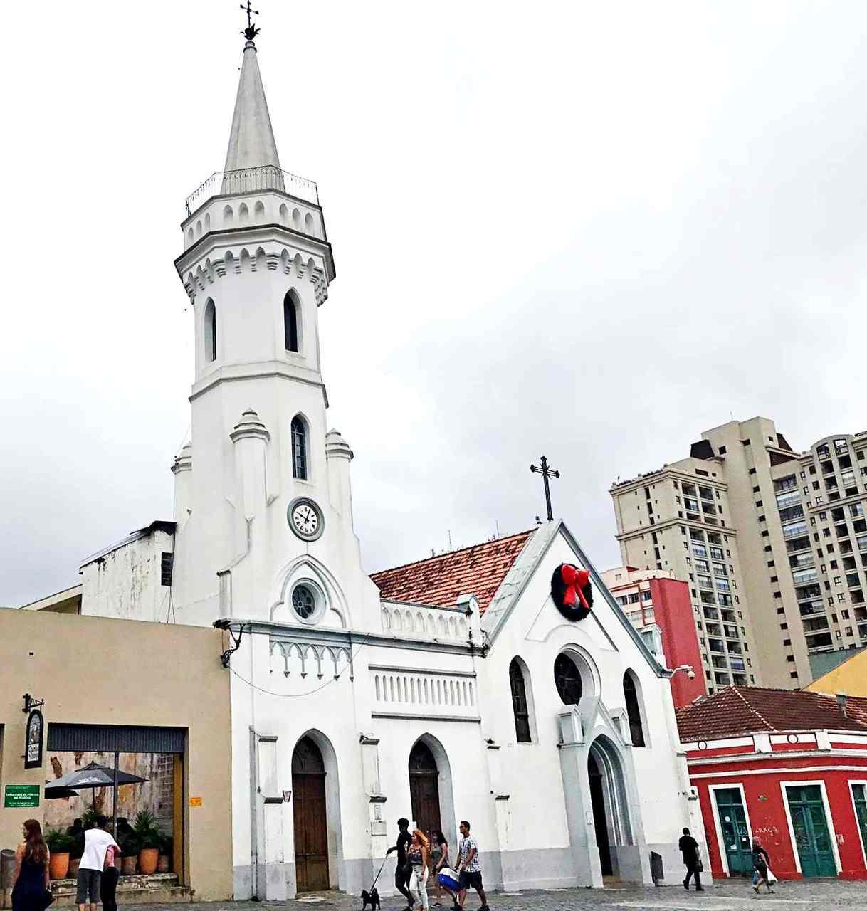 Como conhecer Curitiba em 42 atrações - Interior da Igreja da Ordem Terceira